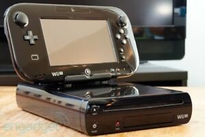 Wii U system all included + 5games OBO
