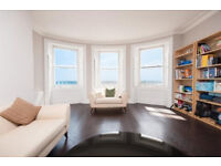 Elegant two double bedroom seafront apartment for long term rent (direct by landlord)