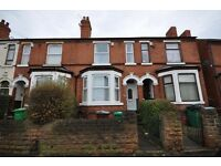 House to let student house 4 large room near to nottingham trent university £55pw