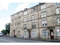 Unfurnished 1 Bed 3rd Floor Flat to Let within Paisley - 75 Broomlands Street