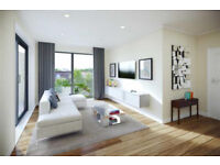 Brand new one bedroomed apartment in Bow - Wood flooring and private terrace.