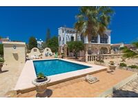 Carrio- 4. Beautiful and comfortable villa with private pool in Calpe, on the Costa Blanca, Spain