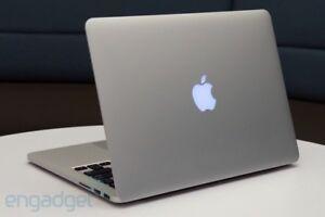 MacBook Pro 2013 écran retina, i7