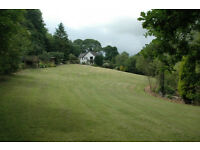 TRANQUIL OASIS 5 BED DETACHED HOME INC POTENTIAL BUILDING PLOT SET IN 4 ACRES NEAR BEACH W WALES