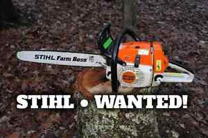 CASH TODAY!! ☆ Mowers ☆ Snowblowers ☆ Chainsaws