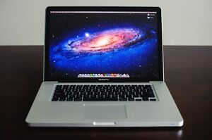 Macbook Pro 500go 15,4 p apple