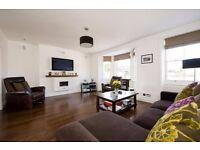 Stunning (3) double Bedroom Ground Floor Flat w/Beautiful Interior
