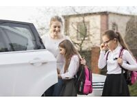 Reliable and affordable School run driver
