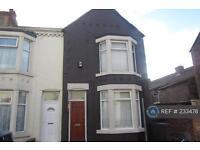 2 bedroom house in Hero Street, Liverpool, L20 (2 bed)