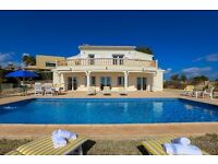 Bosque-10. Villa in Moraira, on the Costa Blanca, Spain