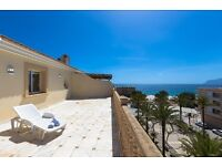 Cap Dor 6. Holiday house for rent in Moraira, Costa Blanca, Spain