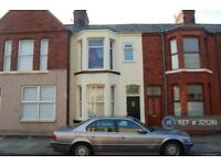 2 bedroom house in Lodore Road, Blackpool, FY4 (2 bed)