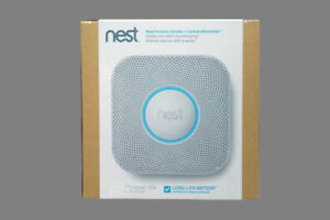 NEST PROTECT SMOKE & CO DETECTOR - Battery Powered