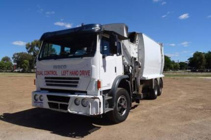 IVECO ACCO Compactor Waste disposal Welshpool Canning Area Preview