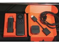 Amazon firestick FULLY LOADED with KODI