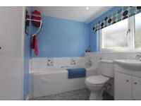 Bathroom furniture - bath, sink, toilet/wc, shower, radiator, mirror and cabinet. Prices from £40