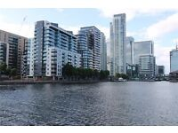 To Let - One Bedroom Flat, 41 Millharbour E14. No fees, deal with Landlord. Fully Furnished