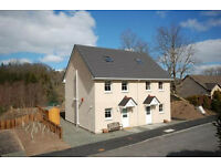 3 Bed Semi Detached house swap from Galashiels to THE HIGHLANDS