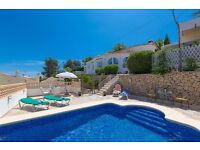 Melanie-4. Villa with private pool in Benissa, on the Costa Blanca, Spain