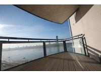 DIRECT RIVER VIEWS 2 BED SPLIT LEVEL APARTMENT WITH CONCIERGE GYM GATED DEVELOPMENT WITH PARKING