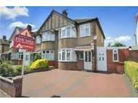 Four double bedroom end of terrace house Mitcham
