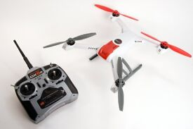 blade 350 qx quadcopter swap for fitbit watch