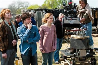 NEW 6 X 4 PHOTOGRAPH BEHIND THE SCENES HARRY POTTER 20
