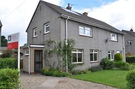 Two Bedroom Semi-Detached House In Newbrough, Unfurnished, Excellent Condition, Large Gardens