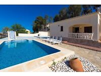 Andre- 8. Beautiful and cheerful villa in Calpe, on the Costa Blanca, Spain