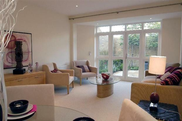 Huge Luxury 4 bed house in Kennington Oval near station only £699pw!