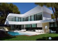 Guam 10. Lovely and luxury villa with private pool in Altea, on the Costa Blanca, Spain