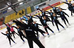 Figure Skating Posture