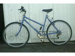 Ladies Raleigh Calypso bike