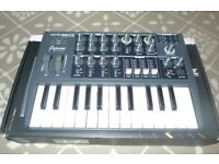 Arturia Microbrute Synthesizer boxed with