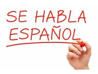 Spanish tuition - GCSE, A Level, beginners, etc.