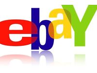 We can help you sell your unused items on eBay!