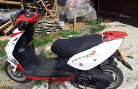 Sukida moped - open to offers