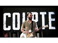 The courteeners tickets - o2 academy leicester