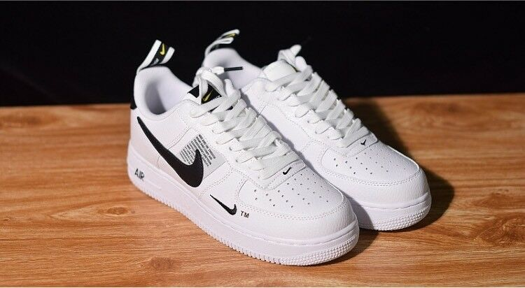 Nike Air Force 1 07 LV8 Utility WhiteBlack | in Loughborough, Leicestershire | Gumtree