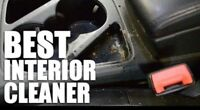 Interior Car Cleaning / Detailing