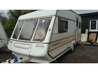 Baileypageant 1994 2 berth in good condition