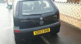 Vauxhall corsa 1.2 - (repair or for parts)