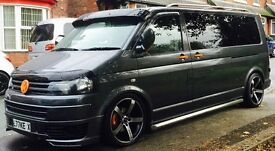 2010 VW TRANSPORTER T5 LWB, CAMPER VAN, DAY VAN, EXCELLENT CONDITION!