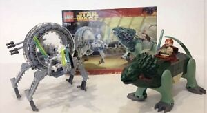 LEGO General Grievous Chase 7255