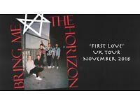 Bring Me The Horizon Tickets at Arena Birmingham 23 November 2018