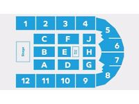 spare TEARS FOR FEARS/ALISON MOYET ticket BIRMINGHAM ARENA May 2018 cheaper than face value