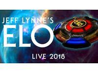 Jeff Lynne's ELO Birmingham Tickets 10 Oct 2018 - Showcube Box