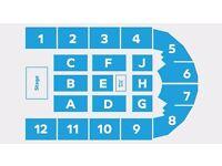 John Legend 2 Tickets Birmingham Barclaycard Arena Great Seats