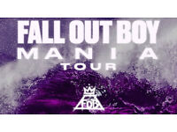 Fall Out Boy Showcube Hospitality Tickets Arena Birmingham 27 March