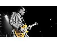 2 x Joe Bonamassa Tickets - Genting Arena, Birmingham - Excellent Seats